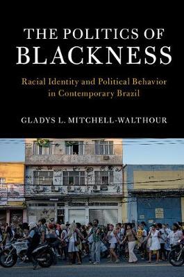 The Politics of Blackness: Racial Identity and Political Behavior in Contemporary Brazil - Cambridge Studies in Stratification Economics: Economics and Social Identity (Paperback)