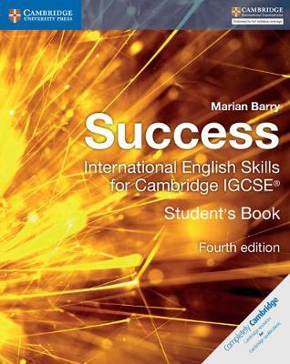 Success International English Skills for Cambridge IGCSE (R) Student's Book - Cambridge International IGCSE (Paperback)