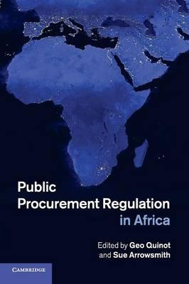 Public Procurement Regulation in Africa (Paperback)