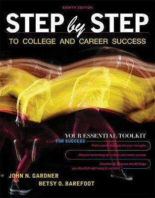 Step by Step to College and Career Success (Paperback)