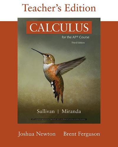 Teacher's Edition of Calculus for the AP (R) Course (Hardback)