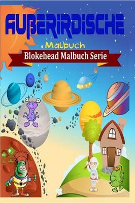 Au�erirdische Malbuch (Paperback)
