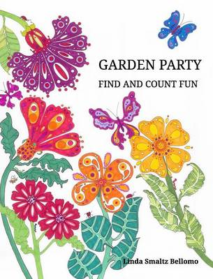 Garden Party Find and Count Fun (Hardback)