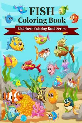 Fish Coloring Book (Paperback)