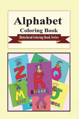 Alphabet Coloring Book (Paperback)