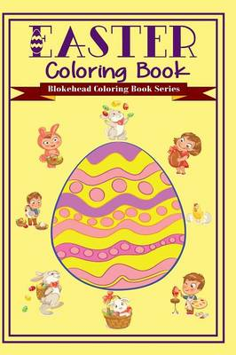Easter Coloring Book (Paperback)