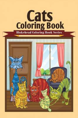 Cats Coloring Book (Paperback)