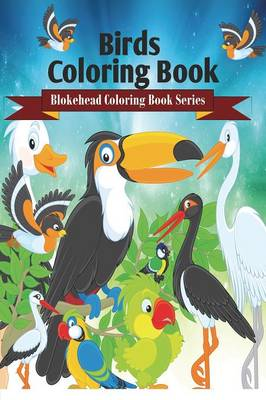 Birds Coloring Book (Paperback)
