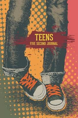 Teens Five Second Journal (Paperback)