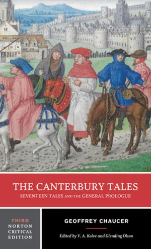 The Canterbury Tales - Seventeen Tales and the General Prologue 3rd Edition (Paperback)