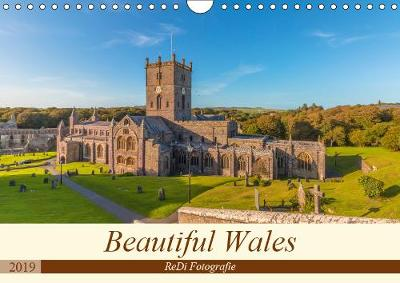 Beautiful Wales 2019: Discover the beauty of Wales - Calvendo Places (Calendar)