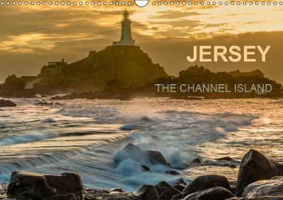JERSEY THE CHANNEL ISLAND 2019: Discover impressive views of Jersey - Calvendo Places (Calendar)