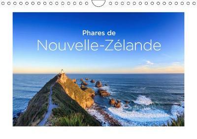 Phares de Nouvelle-Zelande 2019: Les plus beaux phares de la cote neo-zelandaise. - Calvendo Places (Calendar)