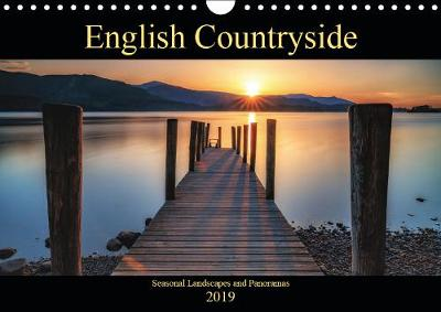 English Countryside 2019: Seasonal landscapes and panoramas of the English countryside - Calvendo Nature (Calendar)