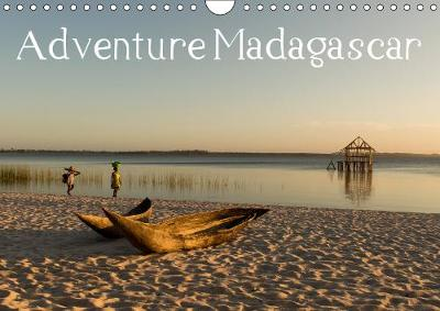 Adventure Madagascar 2019: Everything is fine, as it comes from the hands of nature. - Calvendo Nature (Calendar)