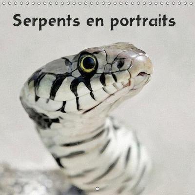 Serpents en portraits 2019: 12 creations originales de portraits en gros plan de serpents. - Calvendo Animaux (Calendar)