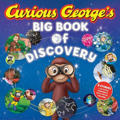 Curious George's Big Book of Discovery (Hardback)