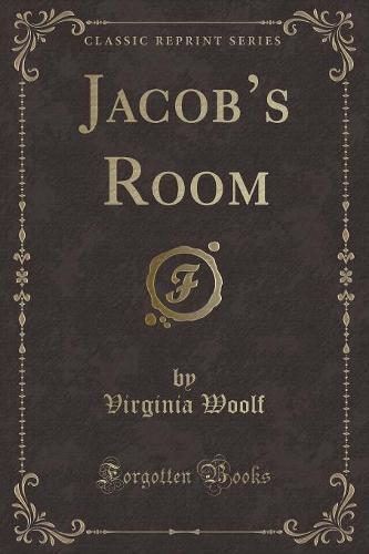 Jacob's Room (Classic Reprint) (Paperback)