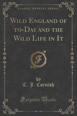 Wild England of To-Day and the Wild Life in It (Classic Reprint) (Paperback)