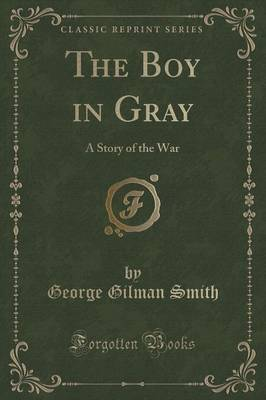 The Boy in Gray: A Story of the War (Classic Reprint) (Paperback)