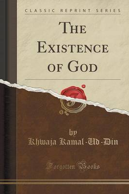 The Existence of God (Classic Reprint) (Paperback)