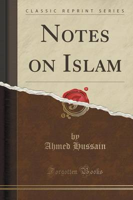 Notes on Islam (Classic Reprint) (Paperback)