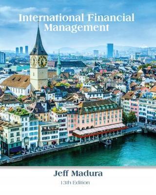 International Financial Management (Hardback)