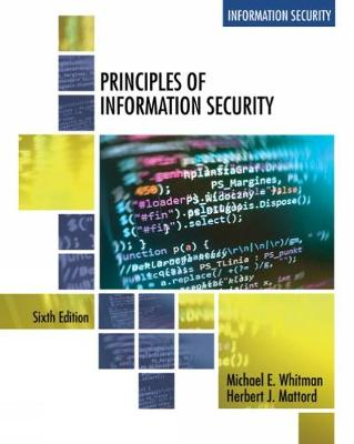 Principles of Information Security (Paperback)