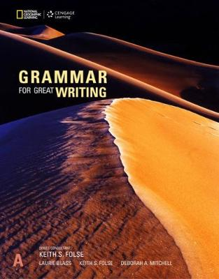 Grammar for Great Writing A (Paperback)