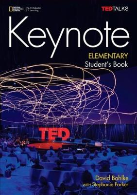 Keynote Elementary with DVD-ROM