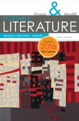 PORTABLE Literature: Reading, Reacting, Writing, 2016 MLA Update (Paperback)