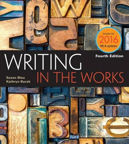 Writing in the Works 2016 (Paperback)