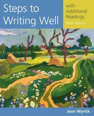 Steps to Writing Well with Additional Readings (with 2016 MLA Update Card) (Paperback)