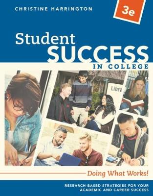 Student Success in College: Doing What Works! (Paperback)