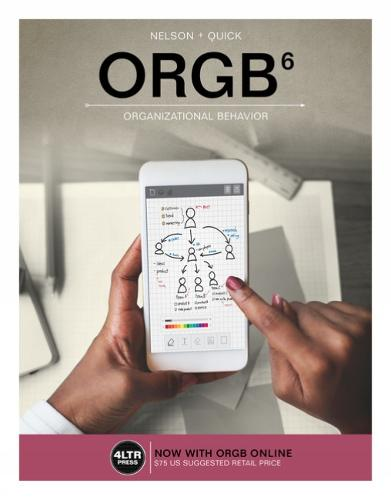 ORGB (with MindTap 1 term Printed Access Card)