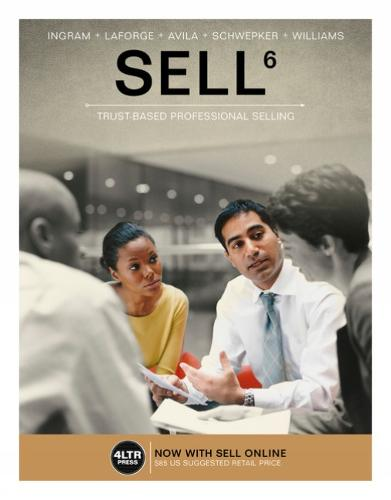 SELL (with MindTap 1 term Printed Access Card)
