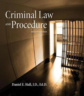 Criminal Law and Procedure, Loose-Leaf Version