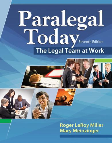 Paralegal Today: The Legal Team at Work, Loose-Leaf Version