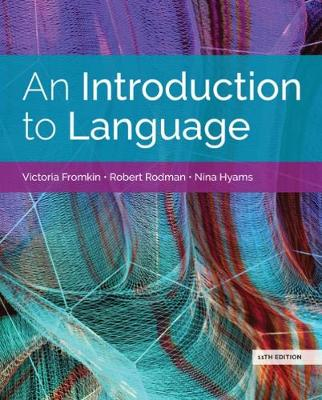 An Introduction to Language (Paperback)