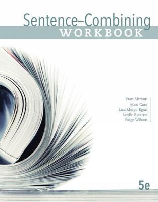 Sentence-Combining Workbook (Paperback)