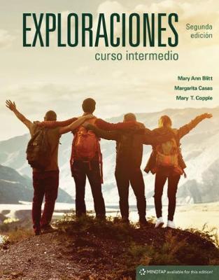 Exploraciones curso intermedio (Paperback)