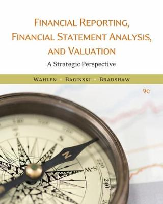 Financial Reporting, Financial Statement Analysis and Valuation (Hardback)
