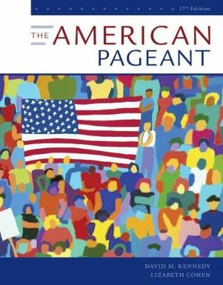 The American Pageant (Hardback)