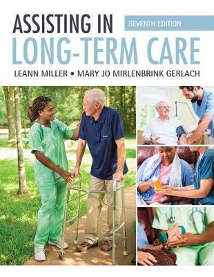 Assisting in Long-Term Care (Paperback)