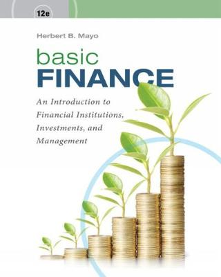 Basic Finance: An Introduction to Financial Institutions, Investments, and Management (Paperback)