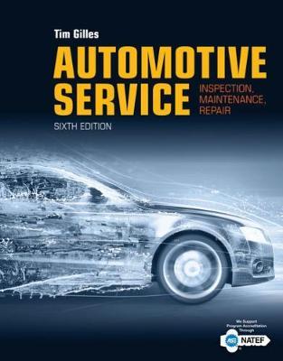 Automotive Service: Inspection, Maintenance, Repair (Hardback)