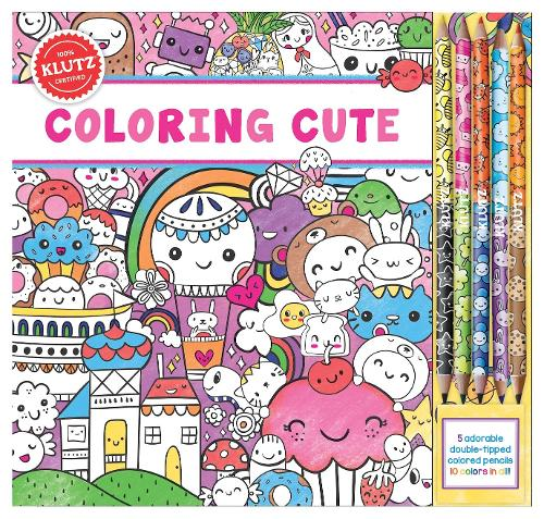 Coloring Cute - Klutz