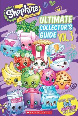 Shopkins: Updated Ultimate Collector's Guide - Shopkins (Paperback)