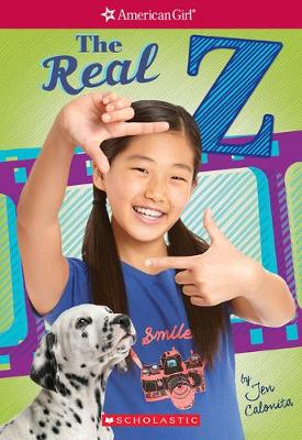 The Real Z - American Girl (Paperback)