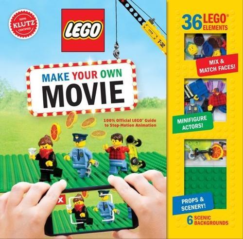 LEGO Make Your Own Movie - Klutz